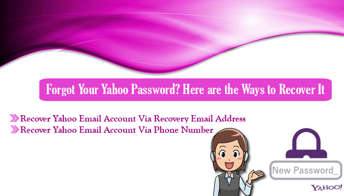 Forgot your Yahoo mail password? Here are the ways to recover it - Avail Instant Technical Help From My Latest Blog Posts