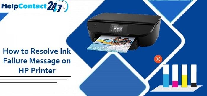HP 8610 Printer Failure