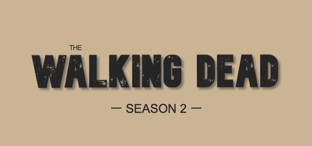 THE WALKING DEAD SEASON2
