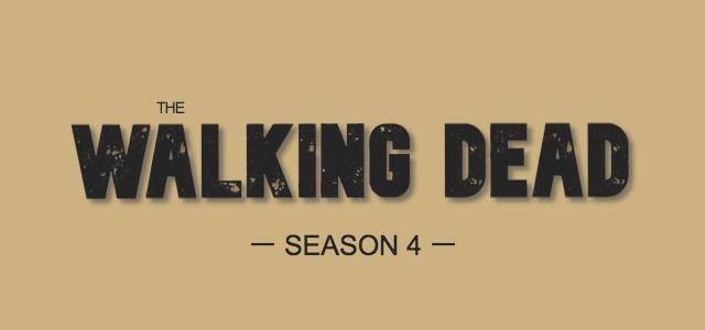 THE WALKING DEAD SEASON4