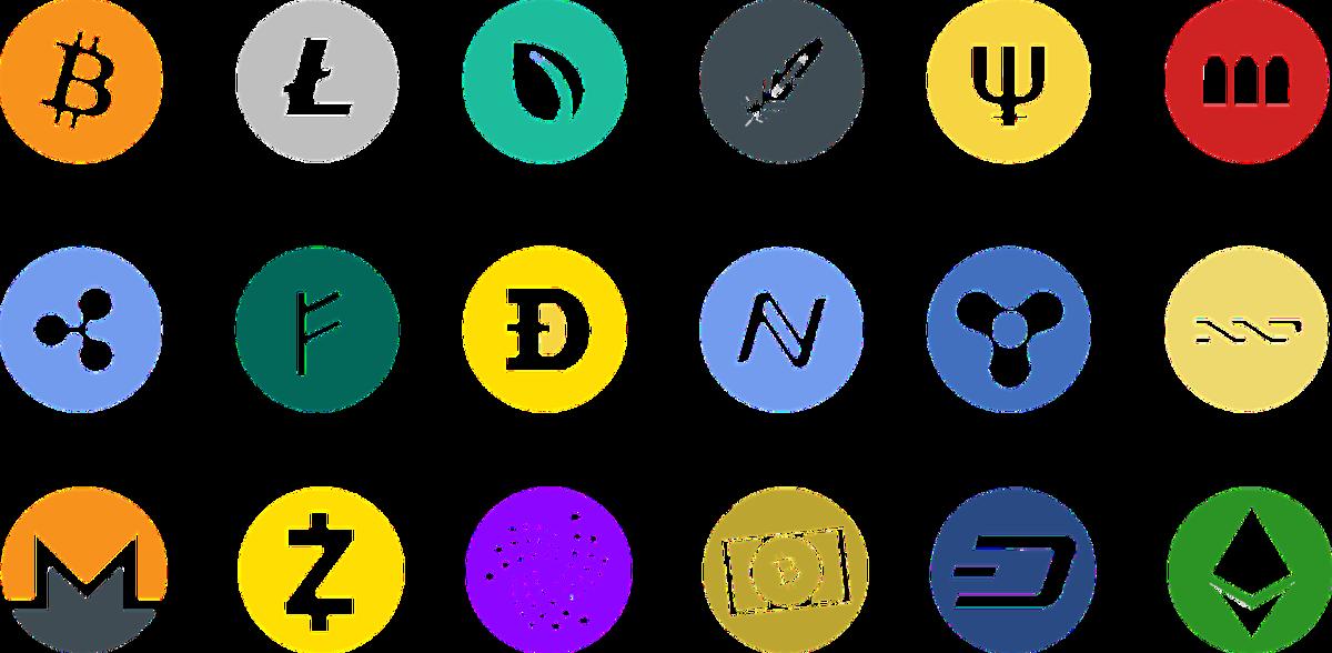 種類 仮想 通貨