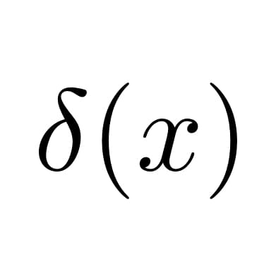 デルタ関数