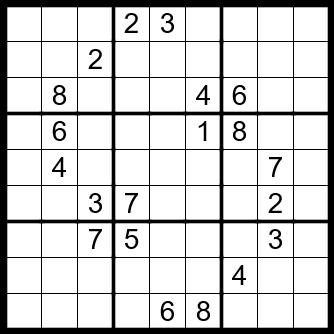 数 独 中級 「SUDOKU」「数独」「ナンプレ」攻略のヒント