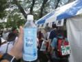 熱中症対策の東京水