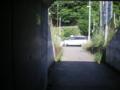 [横浜]トンネルの向こう