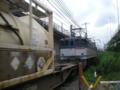 [西区][貨物列車]貨物列車通過
