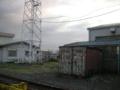 [川崎][貨物列車]廃コンテナ
