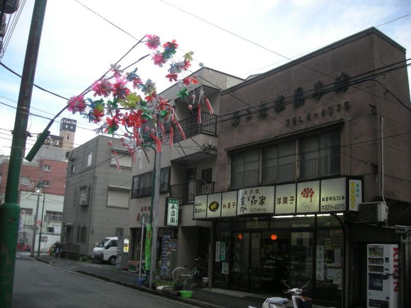 平沼商店街