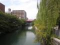 [西区][京急]川を渡る