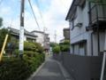 [横須賀]細い路地