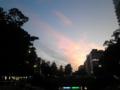 [中区]夕焼け