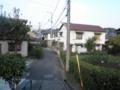 [横須賀]坂を下る