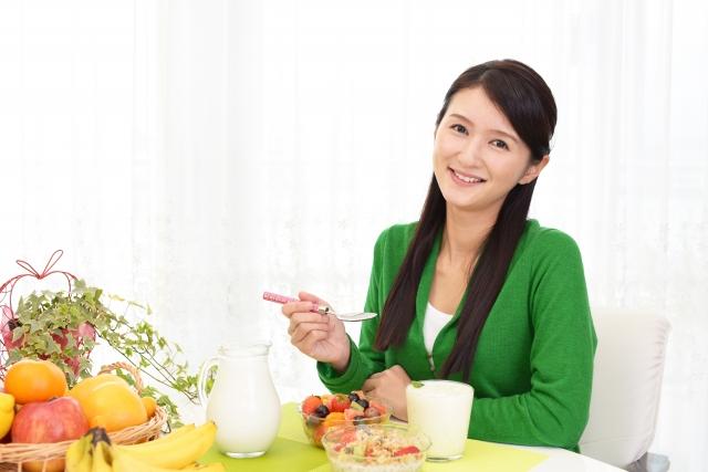 バランスよく食べていれば健康でいられる?