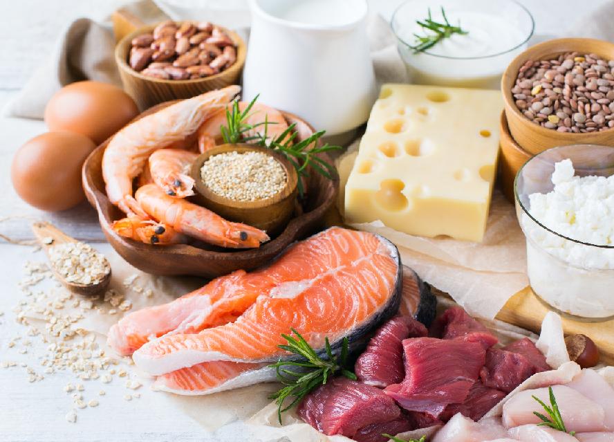 甲状腺機能低下症に必要な良質タンパク質