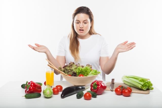 生ジュースにすれば多量の野菜もコンパクトに