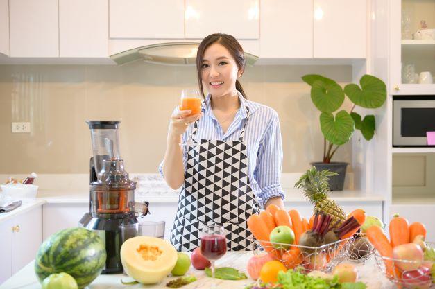 生ジュースで健康ダイエット!効果的な作り方
