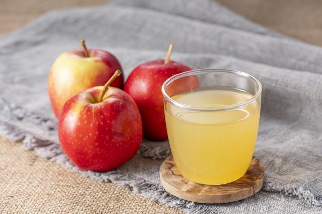 りんごは腸にきれいにする効果が抜群