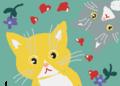 空想世界 ひなたぼっこネコは何思う?