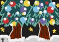 空想世界 クリスマスイルミネーション