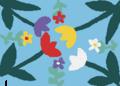 空想世界 花々の応援歌「ファイト!」