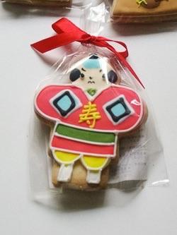 年賀クッキー01