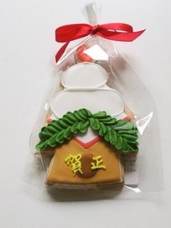 年賀クッキー02