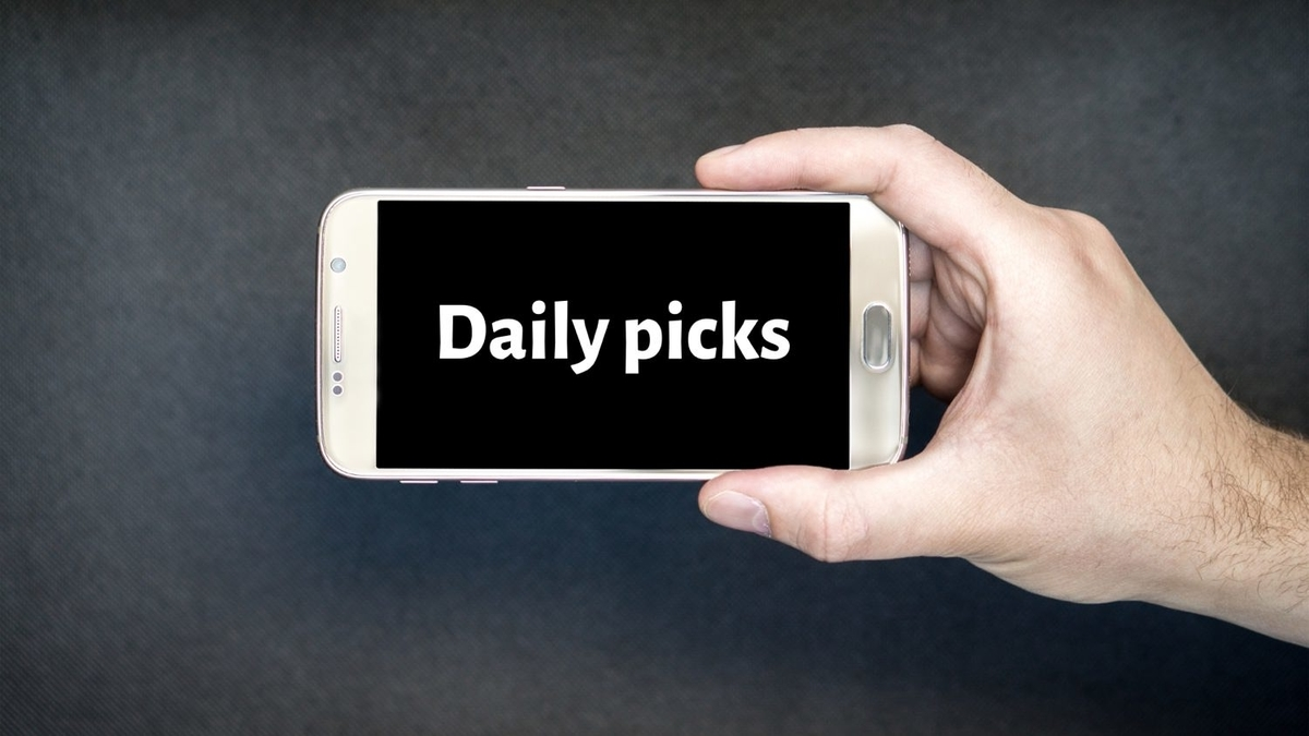 Daily picks
