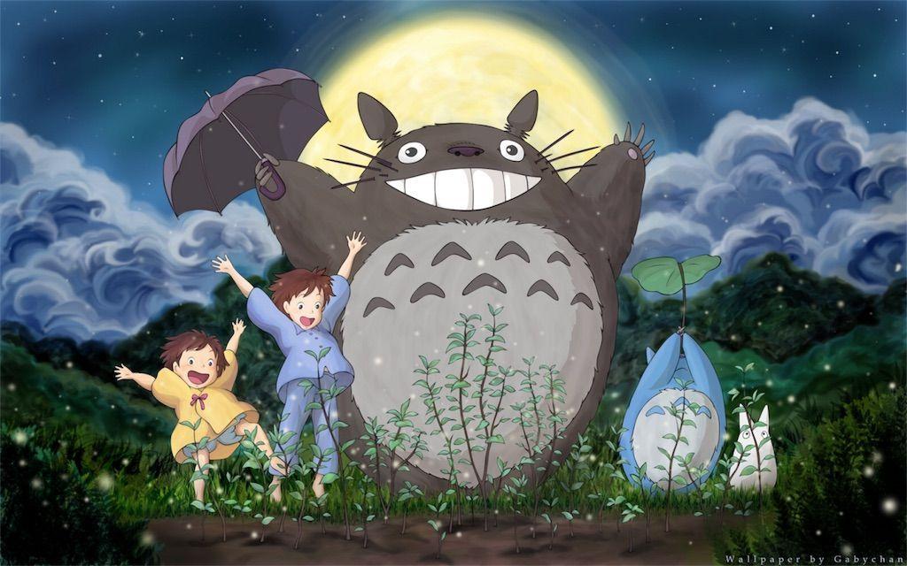となりのトトロは日本に生まれたことを幸せに思える名作 じだらぼ