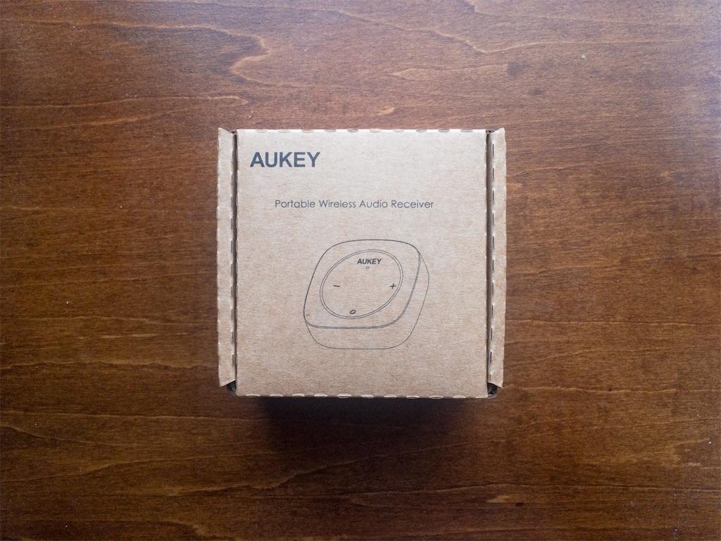 AUKEY Bluetoothレシーバー
