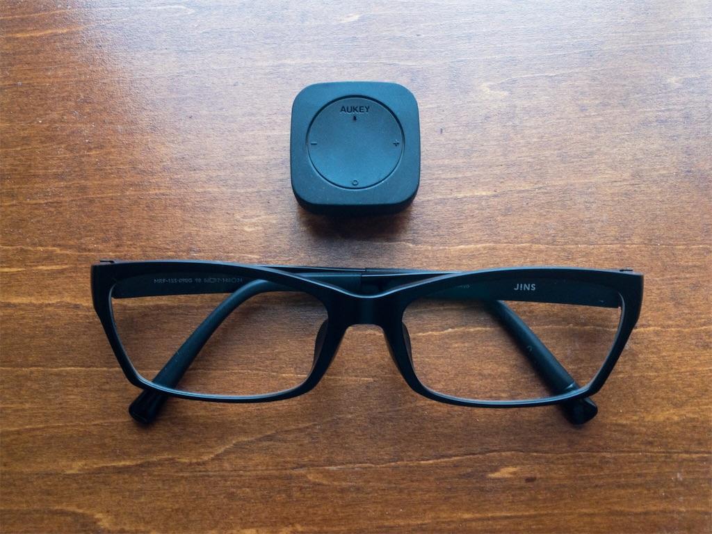 AUKEY Bluetoothレシーバー3