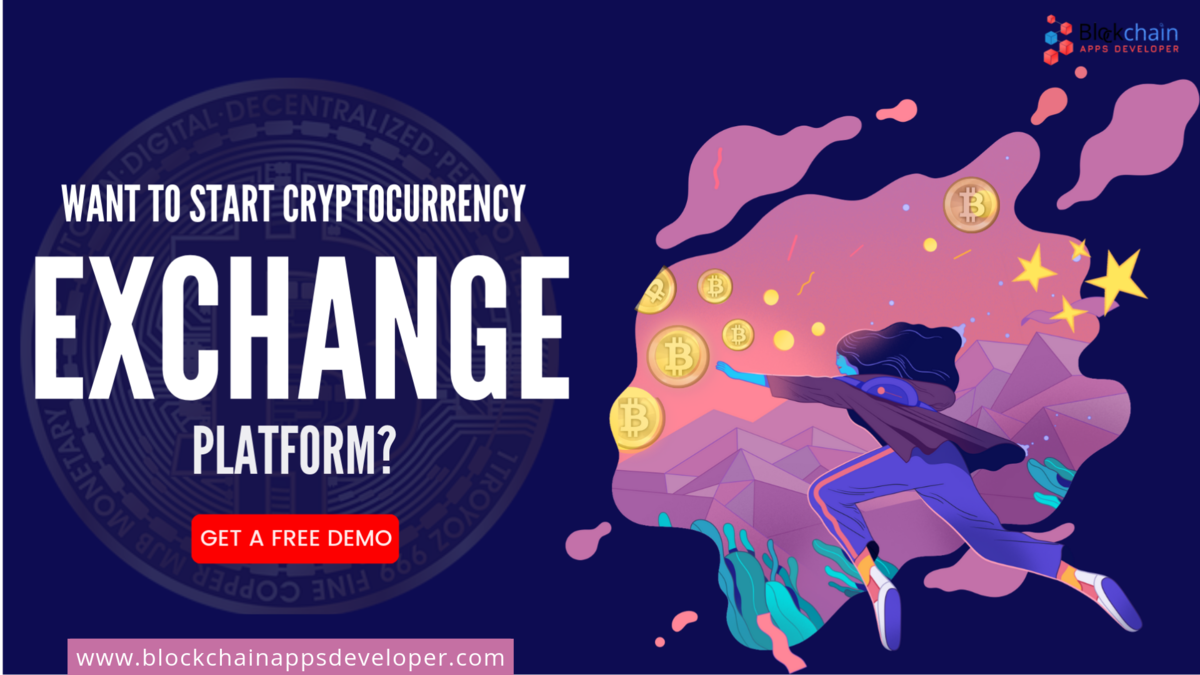 own cryptocurrency exchange