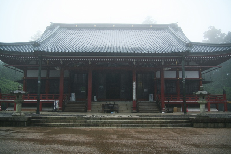 比叡山延暦寺/大講堂