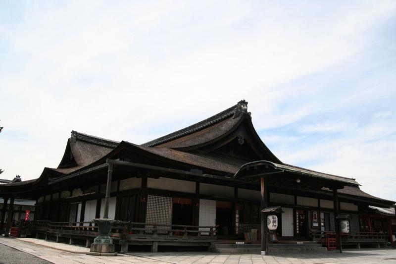 東寺/大師堂