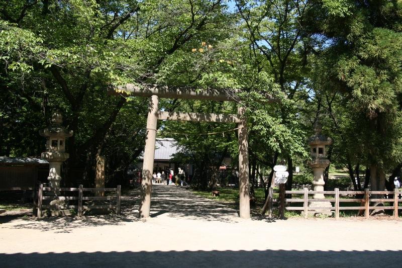 上田城/真田神社