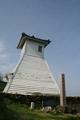 [海][建物]旧福浦灯台(日本最古の木造灯台)