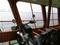 富山新港を渡船で渡る