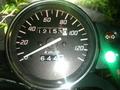 [バイク]帰宅  1644.5km