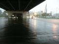鹿沼でゲリラ豪雨