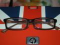 [持ち物][めがね][眼鏡][メガネ]My 補助メガネ