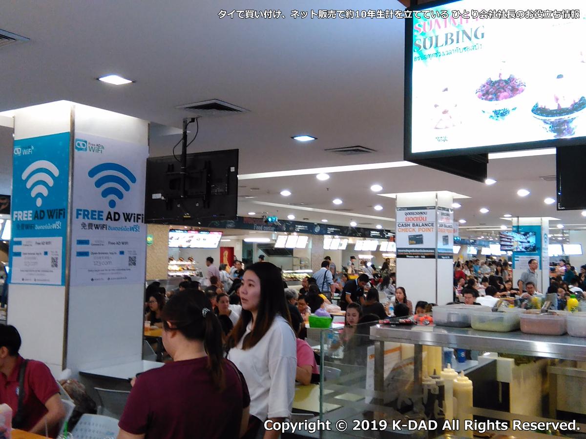 プラトゥーナーム市場の歩き方 その1 ~ K-DAD タイで買い付け、ネット販売で約10年生計を立てている ひとり会社社長のお役立ち情報