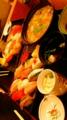 03/21:お寿司と野菜ちゃんぽん