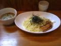 つけ麺(しょうゆ)@八雲 平塚