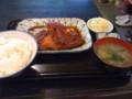 煮魚定食(金目鯛)@八雲食堂 平塚