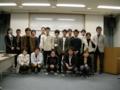 阪大ベンチャーファクトリーとの合同企画会。