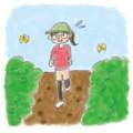 ジョギング1(林けいか)