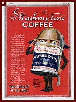 G・ワシントン精製コーヒー