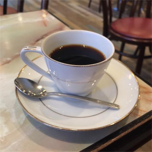 酸味際だつブレンドコーヒー