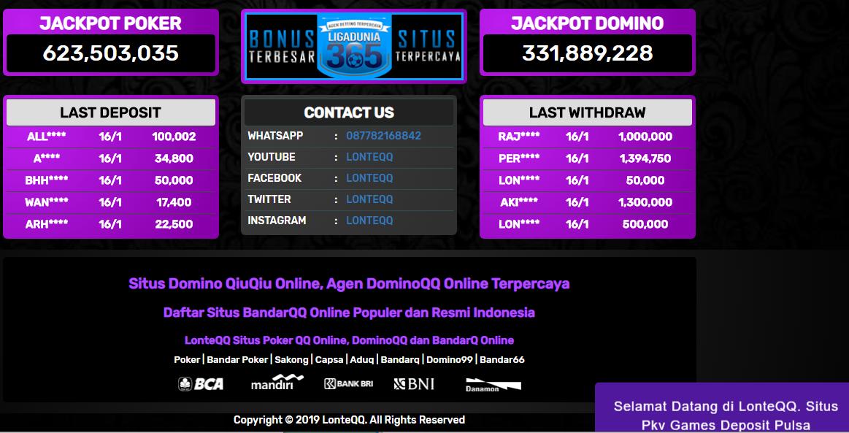 Viralqq Agen Judi Dominoqq Online Poker Qq Sakong Online