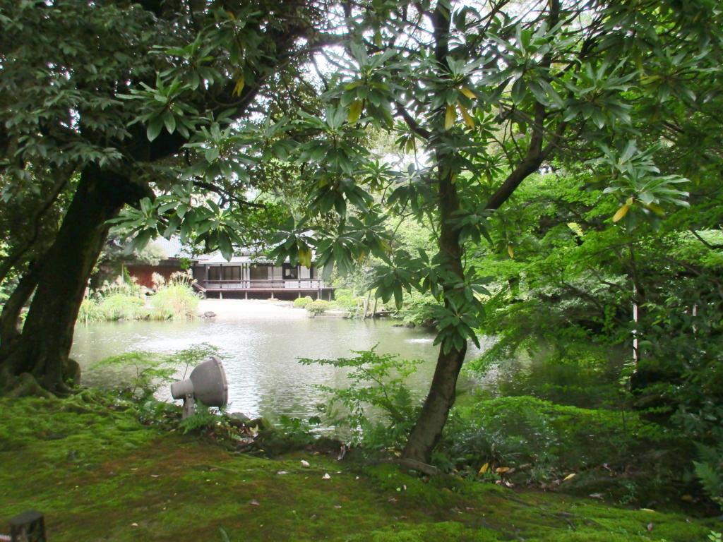 金沢市の松風閣庭園