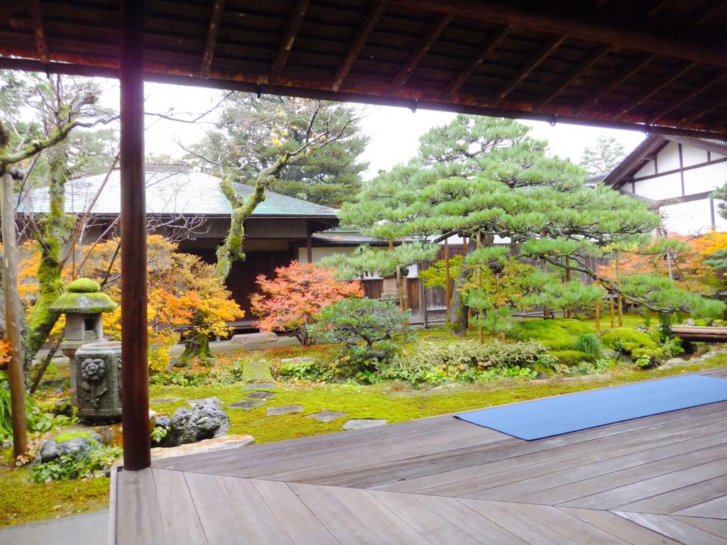 加賀藩前田家の奥方御殿・成巽閣(Seisonkaku, the villa of the first lady)